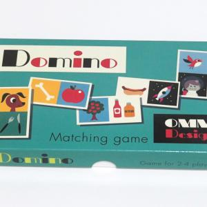 連想するものを繋げる!スウェーデン・OMM-designのユニークなドミノゲーム