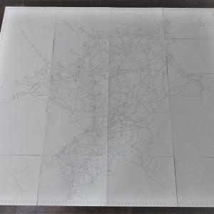 「福岡県大すごろく」の進捗状況④コースの完成