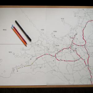 「福岡県大すごろく」の進捗状況⑥ マスの内容決め