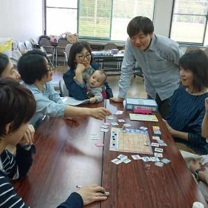 長崎県壱岐市へボードゲームの研修講師として出張に行ってきました!(2019.5.11)
