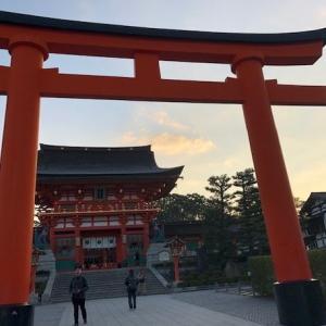 京都さんぽ、昔のことを思い出す。
