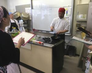 リモーネ料理教室  31