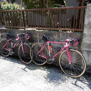 道の駅「あいの土山」 サイクリング