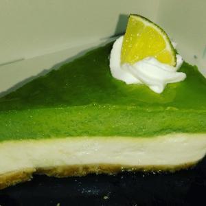 ローマにある日本のスィーツ店「Hiromi Cake」抹茶チーズケーキ美味しかった❤ローマ