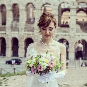 ローマ結婚式