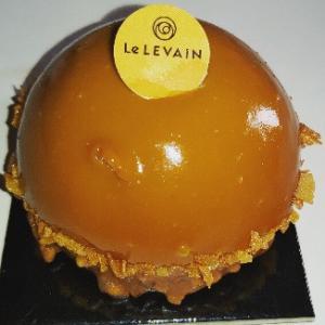 生姜とヘーゼルナッツのチョコケーキ☆変わり種ケーキもやっぱり美味♥Le Levain