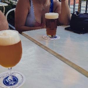 アルバーノ湖でアペリティーボ☆ビールパブ楽しい♥Grapes Castel Gandolfo