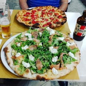 アウトレット帰りにピッツア食べに行ってきた☆L'altra Pizza,Valmontone