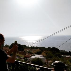 朝から又サン・フェリーチェ・チルチェーオに★PGはスキューバ♥San Felice Circeo