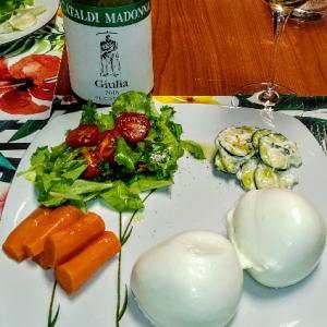お勧めモッツァレラブッファラチーズとリコッタチーズ★Caseificio Pupatella