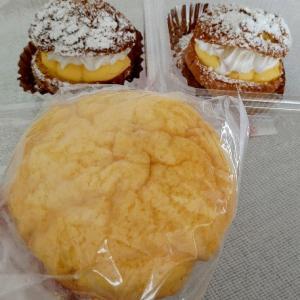 グランディールの人気『黄金のメロンパン』♥メロンパン好きじゃないけどこれはバター感たっぷりなの