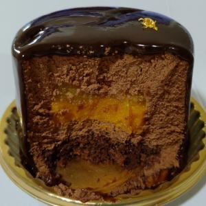 ヴィタメールのショコラ・エクアドル(ショコラムースケーキ)♥エクアドル産カカオ豆を使用したチョコ