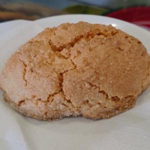 イタリア伝統菓子アマレッティ★老舗店にて、アーモンドクッキー☆amaretti Falconi