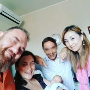 可愛すぎる双子の赤ちゃんに会えて幸せのミラノ訪問でした(^^)