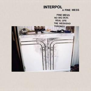 Interpol『A Fine Mess』感想&レビュー