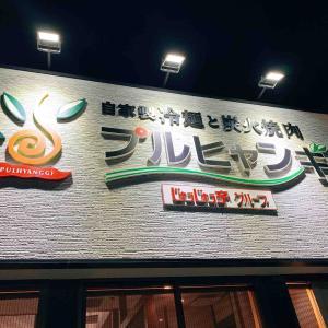 山口市『自家製冷麺と炭火焼肉 プルヒャンギ』:コリコリ500円!
