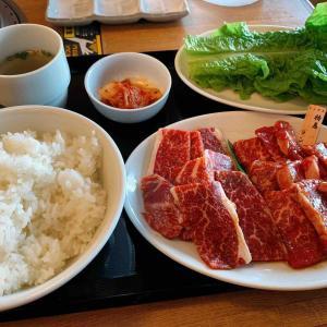 宇部市『焼肉 みほり峠 宇部店』:特急ランチ 1,298円!