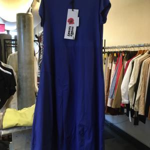 イタリア製コットンサマードレス