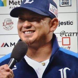 本田圭祐投手プロ初勝利☆笑顔のライオンズ♪3連勝!!