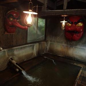 秘湯を訪ねました(那須町の北温泉)