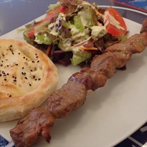 トルコの串焼き
