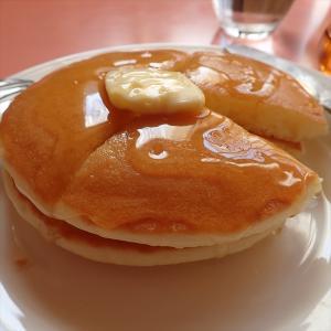 昭和なホットケーキ