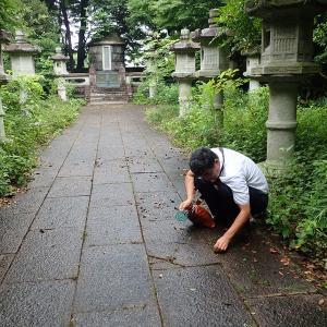 2021年7月度大山巌墓所公開予約受付について