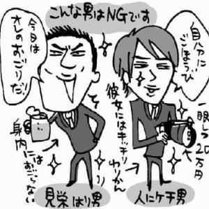 男女同権 割り勘について 10/21(月)ASN様 No.69 誕生会・芸達者な・・