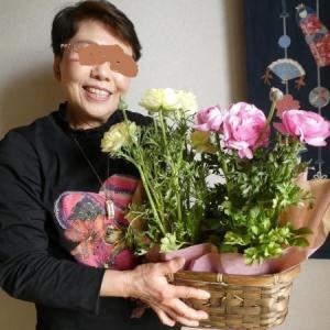 ゼロ戦で撃墜された夫・・2/26()NDFサロン様No.12 お花を・・