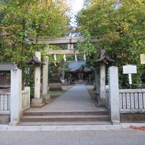 石神井・氷川神社と石神井城址