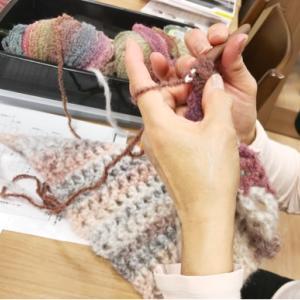 【かぎ針編み】???と思ったら、分けて考えてみる。〜横浜編み物教室より〜