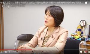 「桜を見る会」追及!日本共産党・田村智子