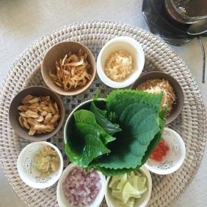 美味しい楽しいアジアの食卓  9月の料理教室から