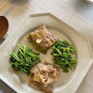 電鍋料理  お茶と楽しむ台湾・中華     2月の料理教室から
