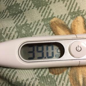続いてる熱