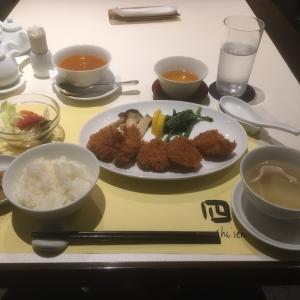 四日市都ホテル 中国料理しせんか