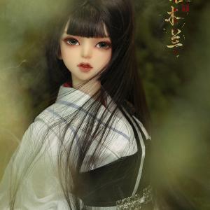 【在庫情報】Angell Studio「花木蘭」決意の衣 フルセットにつきまして