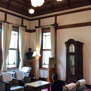 奈良ホテルの素敵なピアノ