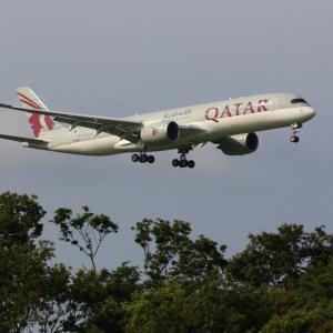 カタール航空 エアバスA350-900