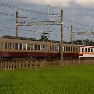 東武鉄道6050系リバイバルカラー