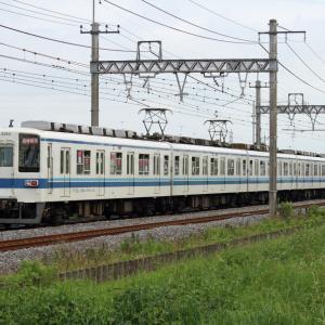 東武鉄道8000系が日光線を走った!