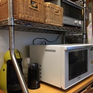 用途が変えられるキッチン収納