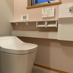2階のトイレにも手洗いが欲しい!