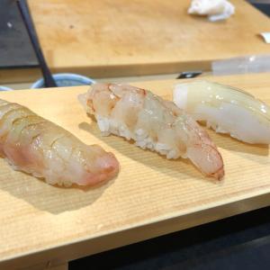 寿司バル弁慶で うまうま寿司ランチ