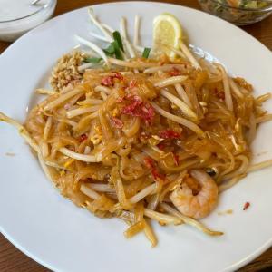 タイスマイル食堂でタイ料理ランチ@神田