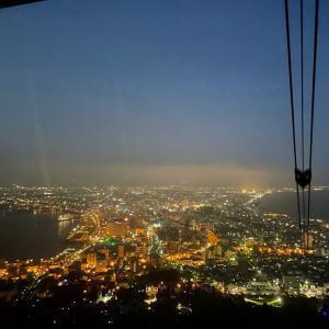 はーるばるきたぜ!函館12  函館山の夜景