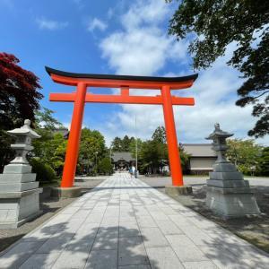 はるばる来たぜ!函館女一人旅15 湯倉神社 クルージング