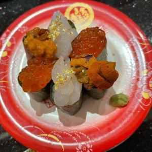 金沢まいもん寿司で綺麗で美味しいお寿司