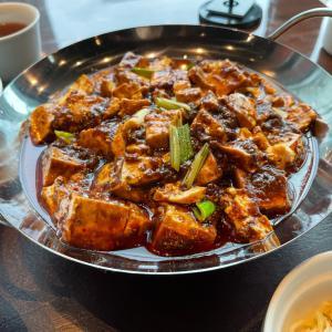 KITTE丸の内テラス 過門香麻婆豆腐ランチ