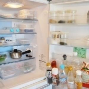 掃除方法は取扱説明書が一番の頼り【冷蔵考】